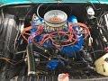 1970 Ford Ranger 360 Motor Repaint
