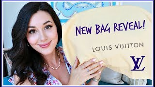 LOUIS VUITTON MONTAIGNE HANDBAG REVEAL
