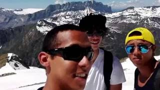 Seeing The Sights- Mont Blanc France