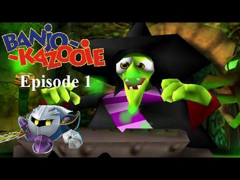 Banjo-Tooie Game Video Walkthroughs
