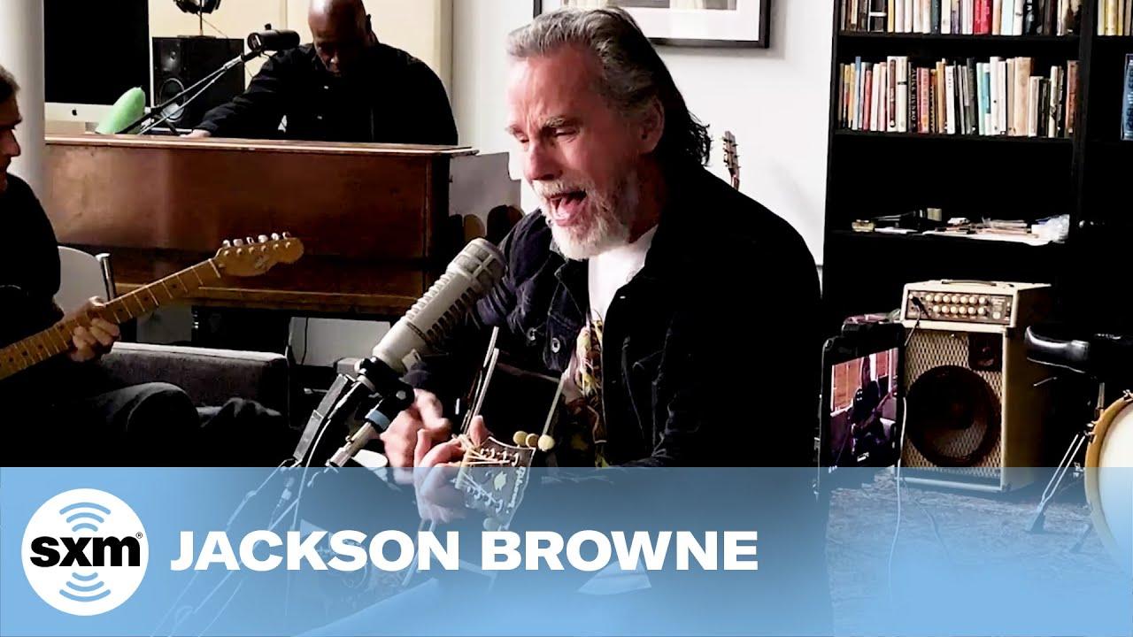 Jackson Browne - I'm Alive [Live for SiriusXM] | Deep Tracks Sessions