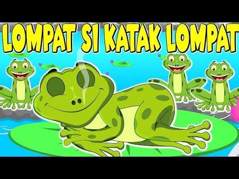 Lagu Kanak Kanak Melayu Malaysia - LOMPAT SI KATAK LOMPAT
