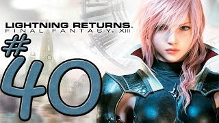 Lightning Returns: Final Fantasy XIII - Old Airship Pilot - Part 40