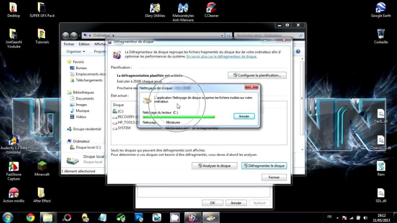 Tutohd comment bien nettoyer en profondeur son ordinateur fr youtube - Comment bien nettoyer son ordinateur ...