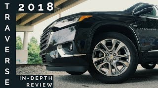2018 Chevrolet Traverse: An In-Depth Review