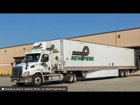 Less-than-truckload Carrier New Penn To Close Pennsylvania Headquarters