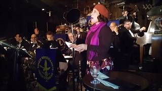 LET YOURSELF GO - Mary Stanford with Vince Giordano & the Nighthawks