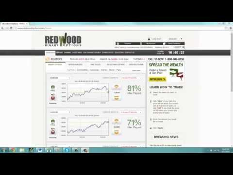 binary options trading strategies youtube broadcasting