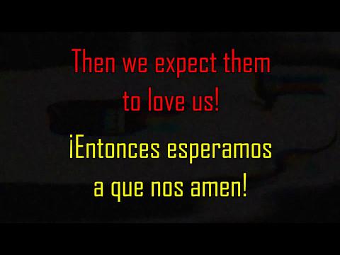 DatPhoria ft. Spag Heddy - Love us | Lyrics - Sub Español [#9]