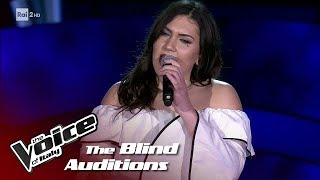 "Sabrina Rocco ""I am changing"" - Blind Auditions #3 - The Voice of Italy 2018"
