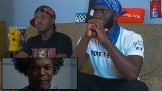 Glass Official Trailer #2 Reaction