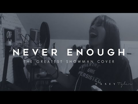 Never Enough Cover by Casey Tyler