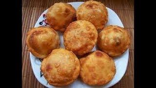 Пирожки Бомбочки с хрустящей корочкой.
