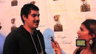 Interview w/ Jorge Huerta Becerra at CSULA Golden Eagle Film Festival 2013