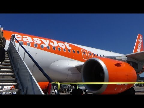 TRIPREPORT |EasyJet | ECONOMY | Basel - Manchester | Airbus A319