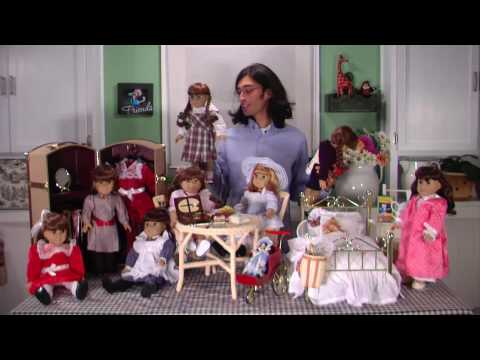Collecting American Girl Samantha Parkington