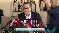 Heinz-Christian Strache (FPÖ)  kündigt seinen Rückzug aus der Politik an (01.10.10)