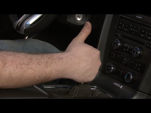 Mustang Ford Racing Short Throw Shifter Installation 2011-2014