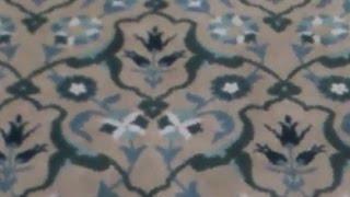 Cami Halılarının Üzerindeki Gizli Simgelere Kötü Amaçlı Figürlere Dikkat