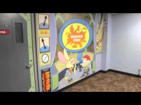 Nickelodeon Studios - Behind Closed Doors 2012 - INSIDE The Memories !
