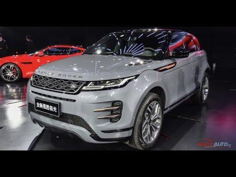 XE TẦU CHANNEL ▶ Range Rover Evoque 2020 đánh giá tại Triển lãm xe Thượng Hải ▶ FB.com/XeTau.vn