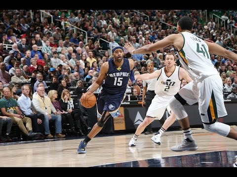Vince Carter Joins An Exclusive List (20pts and 7 rebs Off Bench vs Utah)
