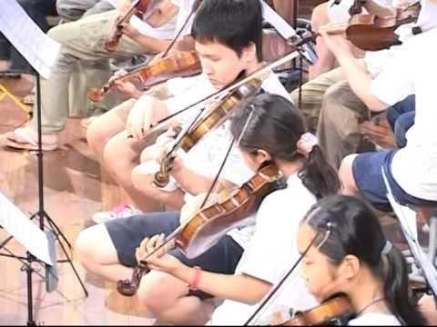 Dr.Eun Hwan Bai Masterclass, 2004 Violin Story Camp(50)