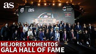 HALL OF FAME: Los mejores momentos de la entrega de premios   Diario AS