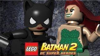 LEGO Batman 2 : DC Super Heroes Bonus Episode #7 - Poison Ivy & Catwoman