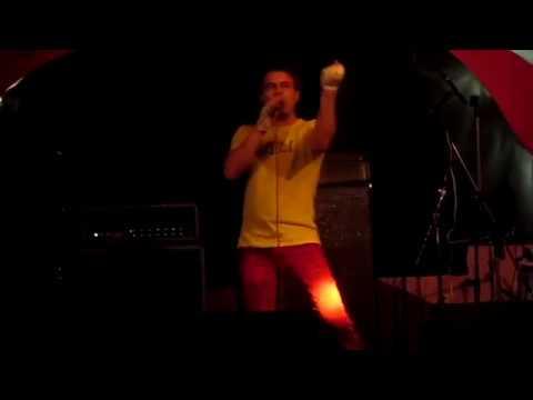 Alex Angel - Dangerous Toys (Live)