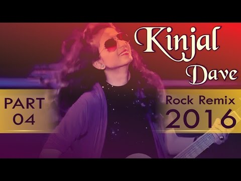 KINJAL DAVE   ROCK REMIX   Non Stop   Part...