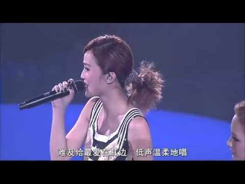Twins - 下一站天后 多謝失戀 LIVE Concert YY 黄伟文作品展