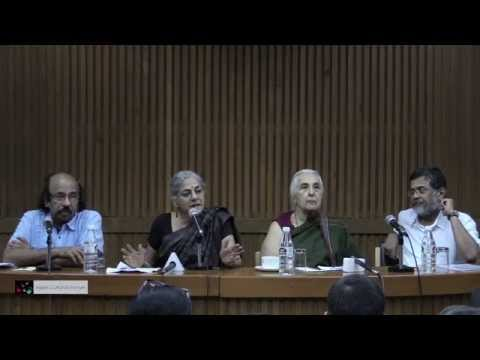 Launch of the two websites of the Indian Writers' Forum at IIC, Delhi