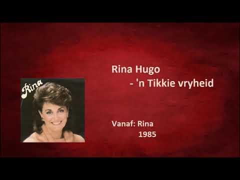 Rina Hugo - 'n Tikke Vryheid