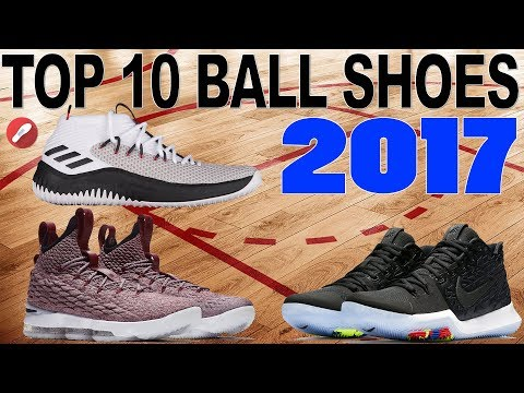 Top 10 Performance Basketball Shoes of