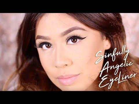 Sinfully Angelic Felt-tip Eyeliner: Nefarious