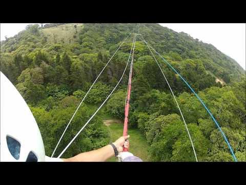 Tarzan Swing Monteverde Costa Rica