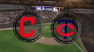 8/19/14: Indians score seven unanswered in comeback