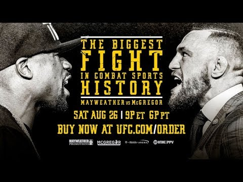 Download Youtube: Mayweather vs McGregor: Final Press Conference