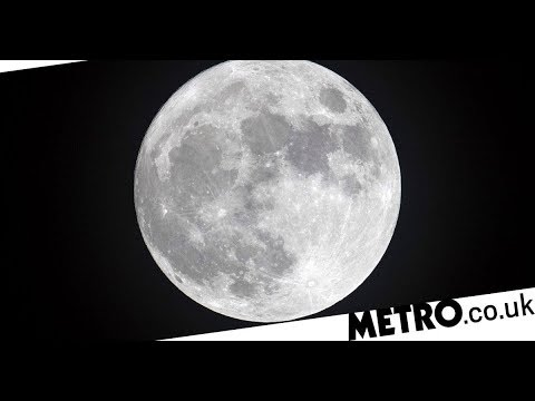Super Snow Moon 2020: Bright, full moon will light up the night sky ...