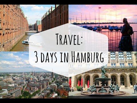 Travel: 3 Days in Hamburg
