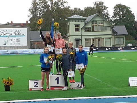 Eesti Staadionijooksusari 2020, VII etapp - Naised 800 m