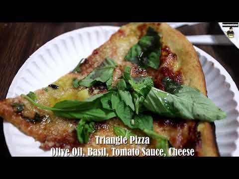 Di Fara Pizza - Ranked As NYC's Best Pizzeria - Tiger Sugar -Brown Sugar Boba Milk Tea