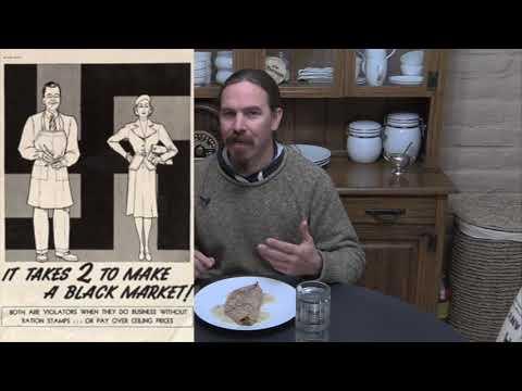 british-ration-week-episode-7:-black-markets-and-luxuries