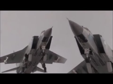 Russian Mig-31 The Best Interceptor And Fast Response Fighter!
