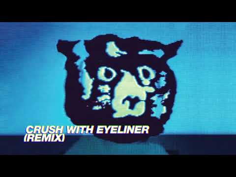 R.E.M. - Crush With Eyeliner (Monster, Remixed)