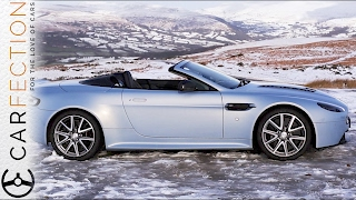 Aston Martin V12 Vantage S Roadster - Carfection Commentaries