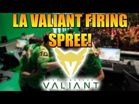 LA Valiant Fire Head Coach And Manager! Chengdu Takes Vancouver To The BRINK!