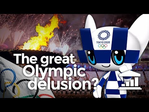 Have the OLYMPIC GAMES gone OUT OF FASHION? - VisualPolitik EN