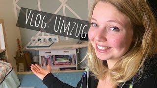 Vlog: Umzug, Nähzimmer und Stoff sortieren